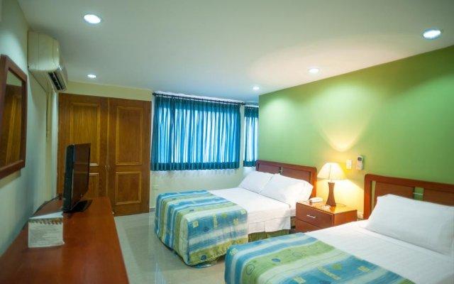 Отель Bahía Sardina Колумбия, Сан-Андрес - отзывы, цены и фото номеров - забронировать отель Bahía Sardina онлайн комната для гостей