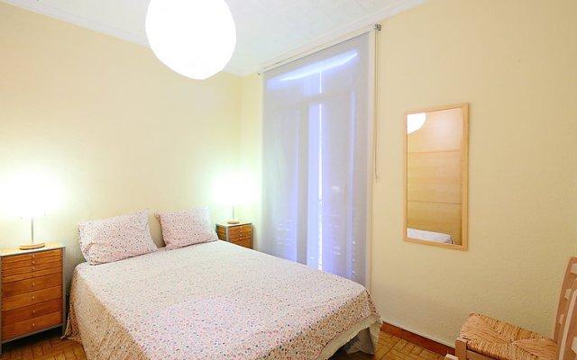 Отель Sants-Montjuïc Almeria комната для гостей