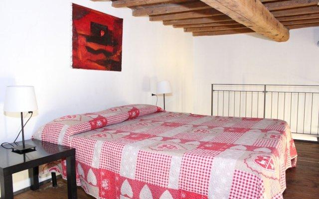 Апартаменты Art Apartment Santo Spirito Matteo комната для гостей