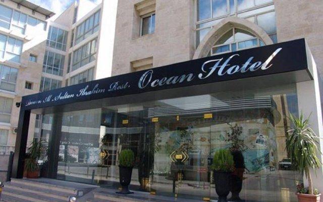 Отель Ocean Hotel Иордания, Амман - отзывы, цены и фото номеров - забронировать отель Ocean Hotel онлайн вид на фасад