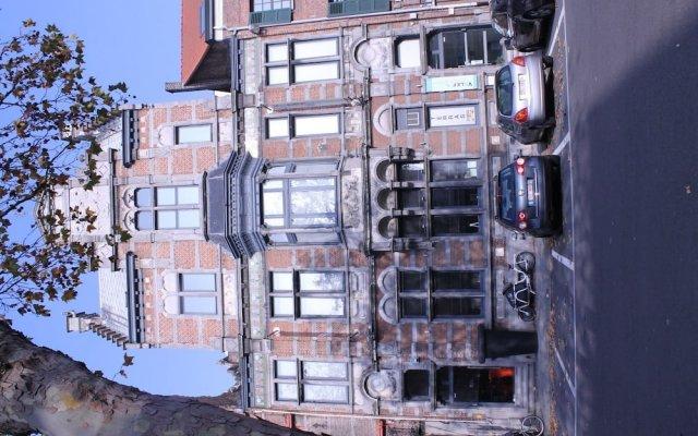 Отель B&B Suites@FEEK Бельгия, Антверпен - отзывы, цены и фото номеров - забронировать отель B&B Suites@FEEK онлайн вид на фасад