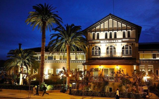 Hotel Igeretxe вид на фасад