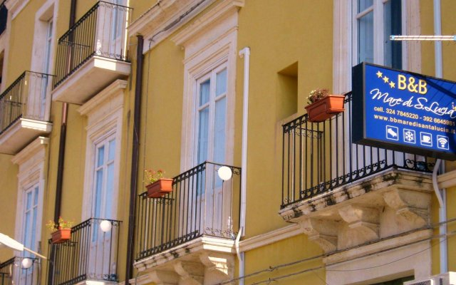 Отель B&B Mare Di S. Lucia Италия, Сиракуза - отзывы, цены и фото номеров - забронировать отель B&B Mare Di S. Lucia онлайн вид на фасад