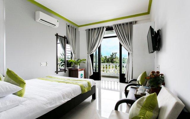 Отель Coconut Hamlet Homestay комната для гостей