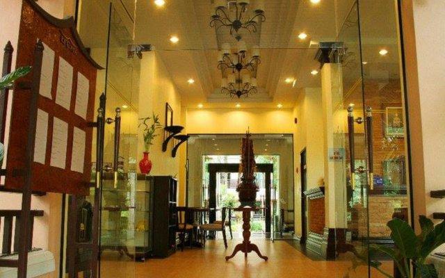 Отель Le Casa Bangsaen Таиланд, Чонбури - отзывы, цены и фото номеров - забронировать отель Le Casa Bangsaen онлайн вид на фасад