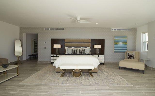 Отель Villa Lands End Педрегал комната для гостей