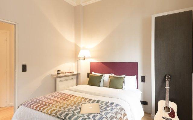 Отель Milestay - Saint Germain комната для гостей