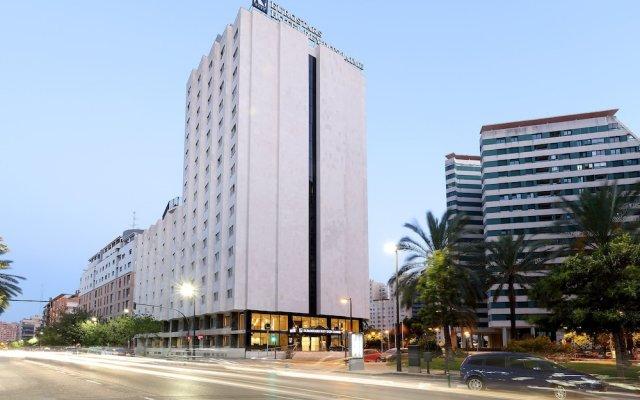 Отель Eurostars Rey Don Jaime Испания, Валенсия - 13 отзывов об отеле, цены и фото номеров - забронировать отель Eurostars Rey Don Jaime онлайн вид на фасад