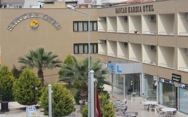 Sancar Kardia Турция, Дидим - отзывы, цены и фото номеров - забронировать отель Sancar Kardia онлайн вид на фасад