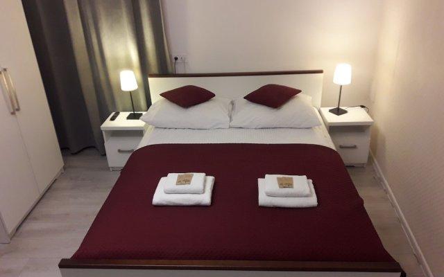Отель Cracow Central Aparthotel Польша, Краков - отзывы, цены и фото номеров - забронировать отель Cracow Central Aparthotel онлайн комната для гостей