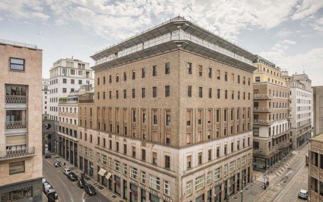 Отель Hintown Via Mazzini Италия, Милан - отзывы, цены и фото номеров - забронировать отель Hintown Via Mazzini онлайн вид на фасад