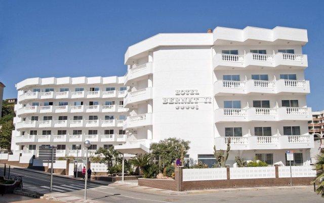 Hotel Bernat II вид на фасад