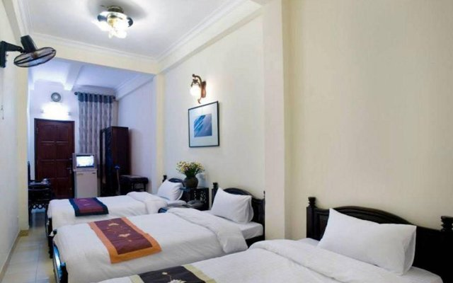Thang Long 1 Hotel Ханой комната для гостей