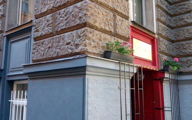 Chili Hostel вид на фасад