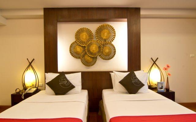 Отель Golden Sea Pattaya Hotel Таиланд, Паттайя - 10 отзывов об отеле, цены и фото номеров - забронировать отель Golden Sea Pattaya Hotel онлайн комната для гостей