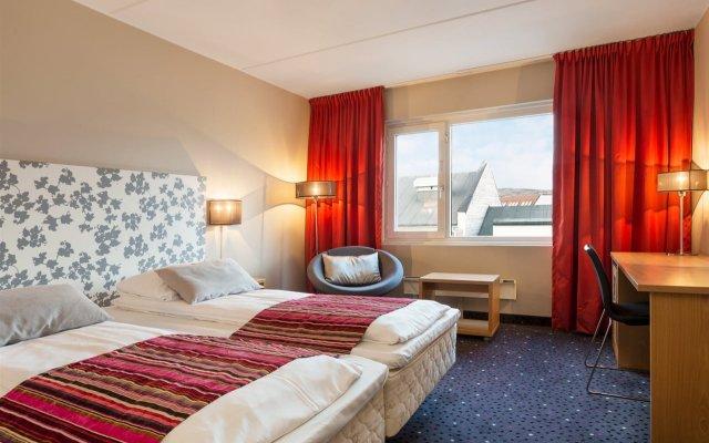 Отель Scandic Kirkenes Норвегия, Киркенес - отзывы, цены и фото номеров - забронировать отель Scandic Kirkenes онлайн комната для гостей