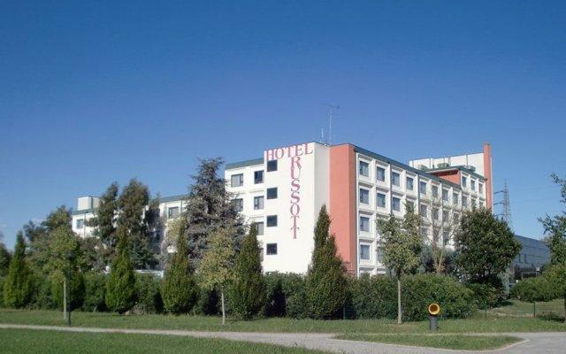 Russott Hotel вид на фасад