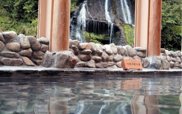 Отель New Shiobara Япония, Насусиобара - отзывы, цены и фото номеров - забронировать отель New Shiobara онлайн бассейн
