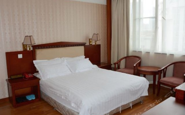Yuexiang Hostel комната для гостей