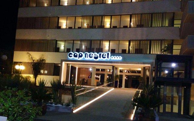 Hotel Cap Negret вид на фасад