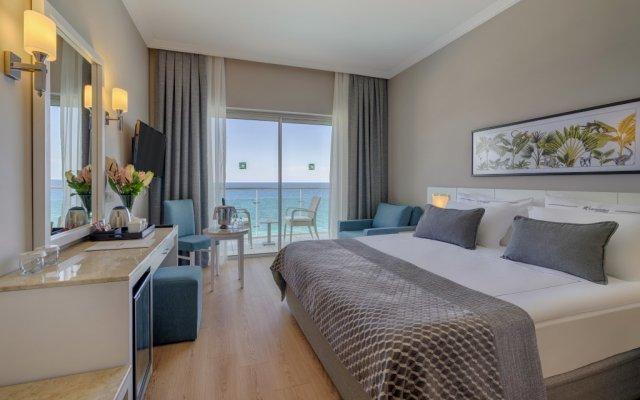 Yelken Blue Life Hotel комната для гостей