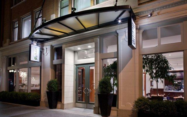 Отель Rialto Канада, Виктория - отзывы, цены и фото номеров - забронировать отель Rialto онлайн вид на фасад