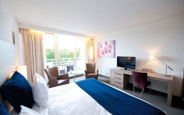 Отель Sanadome Hotel & Spa Nijmegen Нидерланды, Неймеген - отзывы, цены и фото номеров - забронировать отель Sanadome Hotel & Spa Nijmegen онлайн комната для гостей
