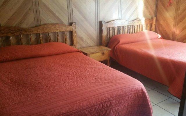 Hotel Korachi St. Cruz комната для гостей