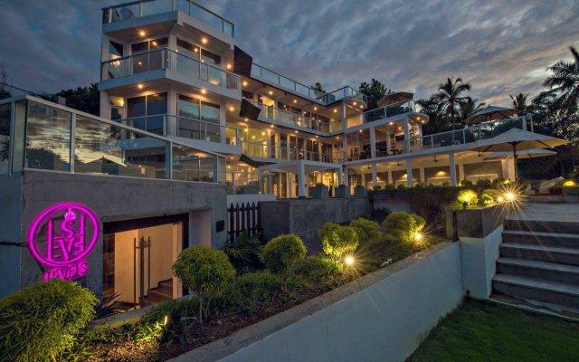 Отель Cantaloupe Levels вид на фасад