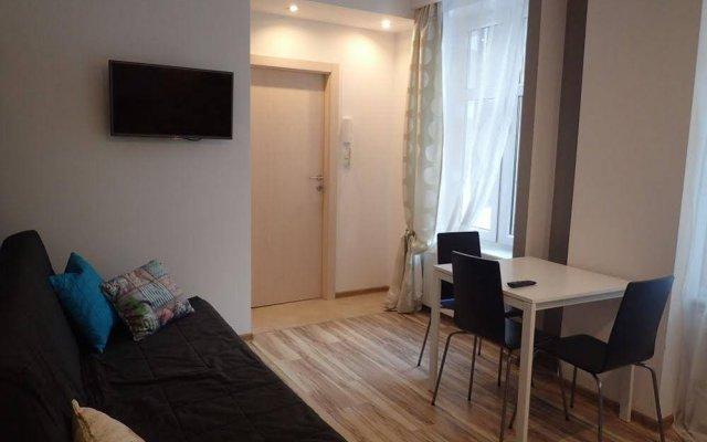 Отель Apartamenty Nadmorskie - Monte Cassino комната для гостей