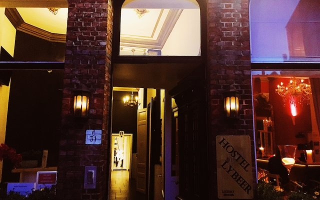 Hostel Lybeer Bruges 0