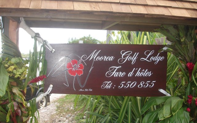 Moorea Golf Lodge