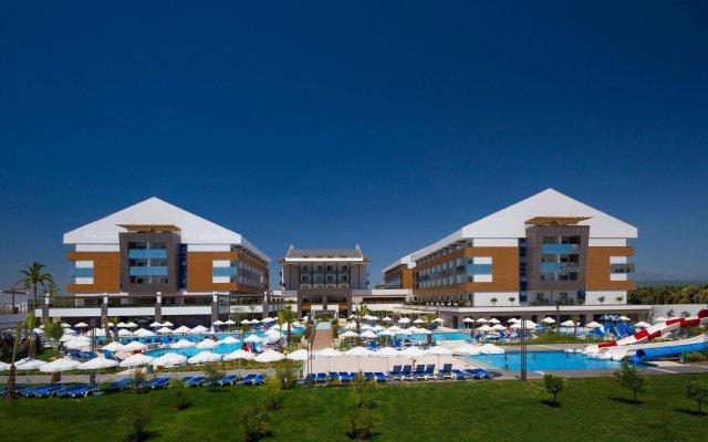 Отель Terrace Elite Resort - All Inclusive вид на фасад