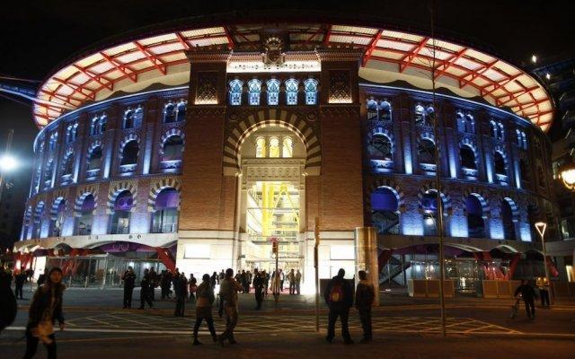 Отель feria plaza espanya Barcelona Испания, Барселона - отзывы, цены и фото номеров - забронировать отель feria plaza espanya Barcelona онлайн вид на фасад
