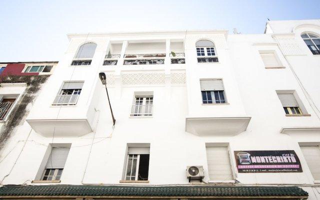 Отель Balima Harcourt 30 Марокко, Рабат - отзывы, цены и фото номеров - забронировать отель Balima Harcourt 30 онлайн вид на фасад