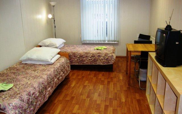 Гостиница Красный Коврик на Рузовской комната для гостей