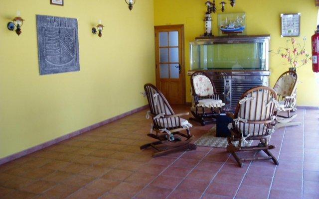 Отель Hospedaje El Marinero Испания, Арнуэро - отзывы, цены и фото номеров - забронировать отель Hospedaje El Marinero онлайн вид на фасад