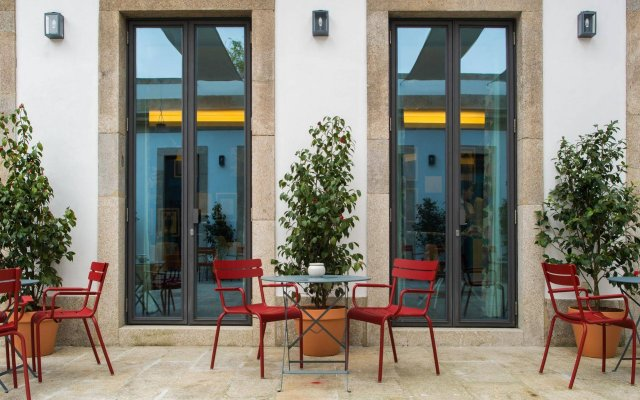 The Artist Porto Hotel & Bistro вид на фасад