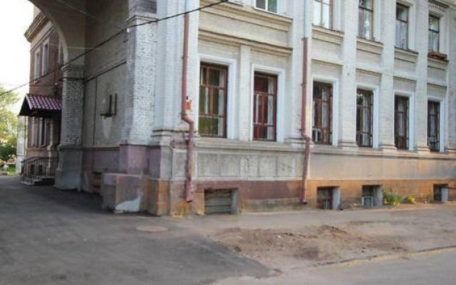 Гостиница Berlogalenina в Ярославле 5 отзывов об отеле, цены и фото номеров - забронировать гостиницу Berlogalenina онлайн Ярославль вид на фасад