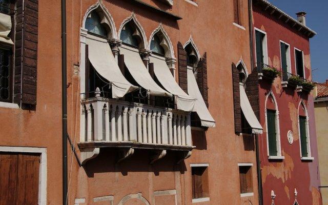 Отель Palazzetto San Lio Италия, Венеция - отзывы, цены и фото номеров - забронировать отель Palazzetto San Lio онлайн вид на фасад