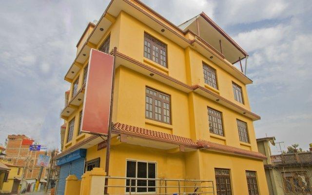 Отель OYO 293 Royal Bouddha Hotel Непал, Катманду - отзывы, цены и фото номеров - забронировать отель OYO 293 Royal Bouddha Hotel онлайн вид на фасад