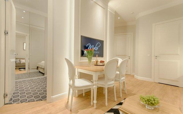 Апартаменты Molo Residence Apartments комната для гостей