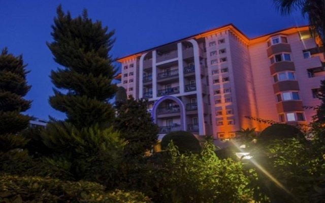 Numa Palma Hotel Турция, Аланья - отзывы, цены и фото номеров - забронировать отель Numa Palma Hotel онлайн вид на фасад
