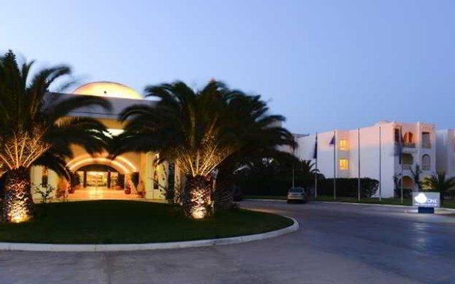 Отель ONE Resort Djerba Golf & Spa Тунис, Мидун - отзывы, цены и фото номеров - забронировать отель ONE Resort Djerba Golf & Spa онлайн вид на фасад