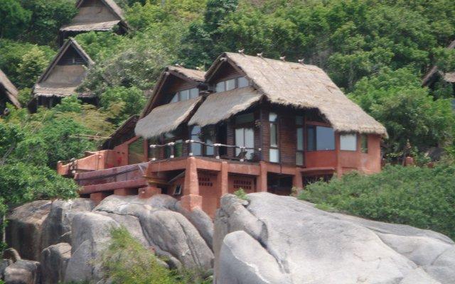 Отель Koh Tao Cabana Resort вид на фасад