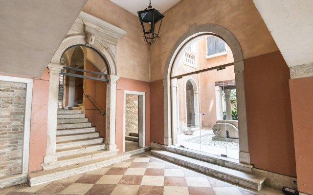 Отель Casa Dolce Venezia Guesthouse вид на фасад