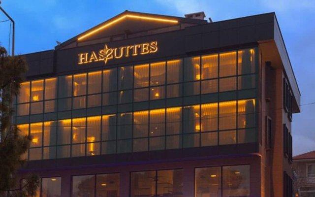 Hassuites Muğla Турция, Мугла - отзывы, цены и фото номеров - забронировать отель Hassuites Muğla онлайн вид на фасад