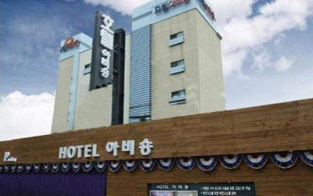Отель Jongno Abueson Hotel Южная Корея, Сеул - отзывы, цены и фото номеров - забронировать отель Jongno Abueson Hotel онлайн вид на фасад