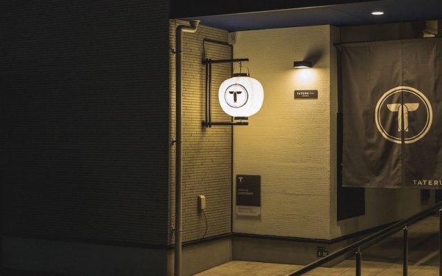 Отель Trip Pod Sumiyoshi B Хаката вид на фасад
