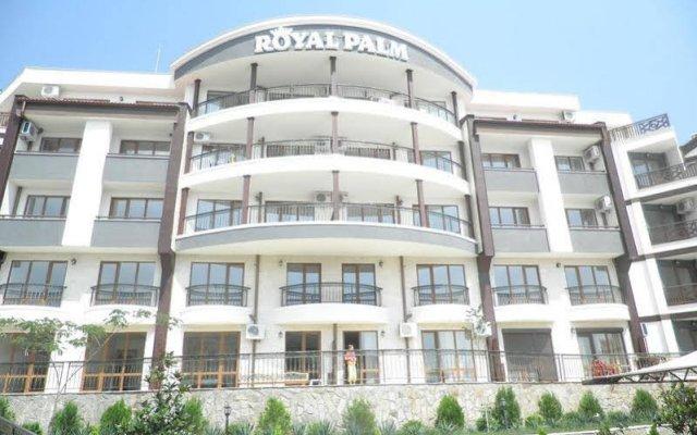 Apart-Hotel Royal Palm вид на фасад
